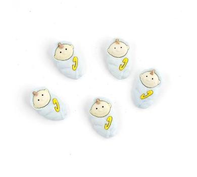 Набор декоративных пуговиц Baby boys, арт. 5193