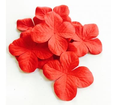 Гортензия красная средняя, арт. P8-12
