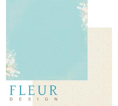 Лист бумаги для скрапбукинга Букет, коллекция Зарисовки весны, арт. FD1003610