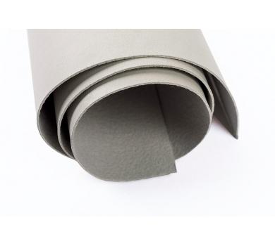 Кожзам (экокожа) цвет серый, 50х35см, арт. ABV-005