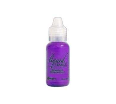 Жидкий жемчуг Liquid Pearls, 15мл, цвет Majestic Purple от Ranger, LPL28215