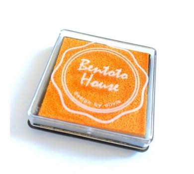 Штемпельная подушечка, цвет оранжевый, арт. 25052023