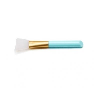 Кисточка силиконовая для клея, цвет голубой, 154202