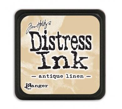 Штемпельная мини-подушечка Tim Holtz Distress Mini Ink Pads на водной основе, цвет античный холст, арт. TDP39846