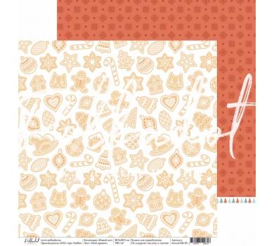 Двусторонний лист Мой пряник, коллекция Новый кот, newcat100-03