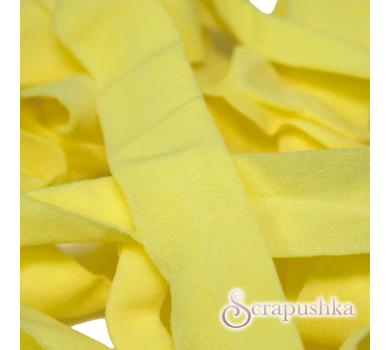 Бейка-стрейч желтая, KA108018