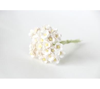 Цветочки Вишни мини, цвет белый, KA431100