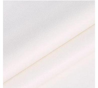 Кожзам на тканевой основе, белый, арт. KA410332