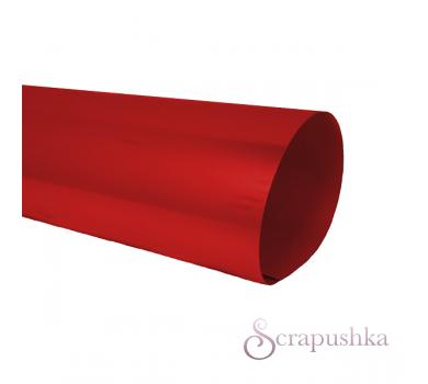 Термотрансферная пленка,  багряный красный, SC101010