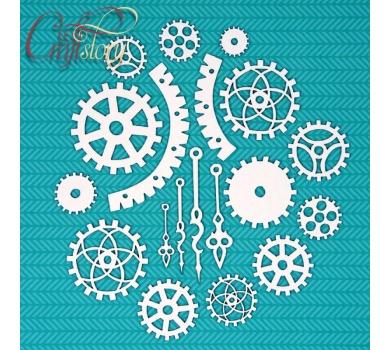 Чипборд Часовой Механизм, арт. 513001