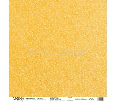 Односторонний лист Счастье, коллекция Новый год, MD39945
