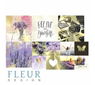 Набор карточек Pretty violet, FD1117010