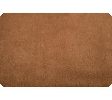 Искусственная замша, цвет св.коричневый, 50х35 см, suede14