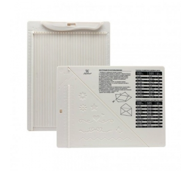 Доска для создания конвертов и открыток, арт. DDB-02