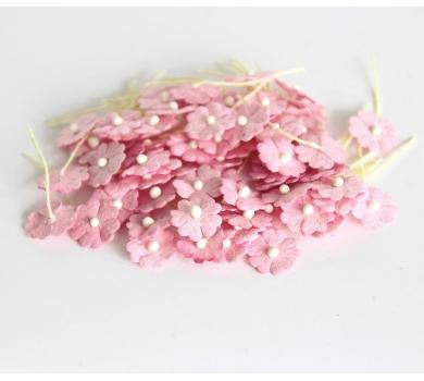 Цветочки Яблони мини, цвет розовый, KA441104