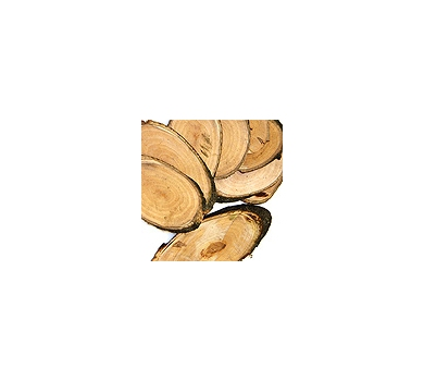 Аксессуар деревянный wood chips овальные,  AW401/93