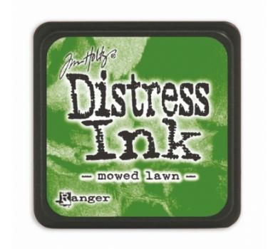 Штемпельная мини-подушечка Tim Holtz Distress Mini Ink Pads , цвет кошеный газон, TDP40033