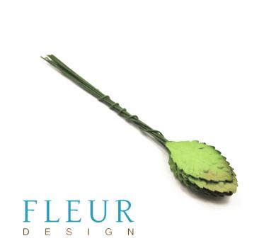 Листья розы средние, Зеленые, FD3102001