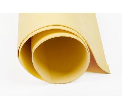 Кожзам (экокожа) цвет светло-желтый, арт. ABV-008-1