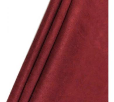 Искусственная замша, цвет винный, арт. KA401002
