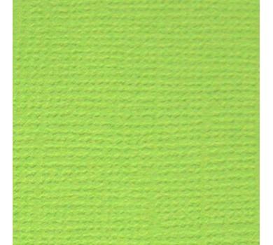 Лист однотонного кардстока Зеленое яблоко, арт. PST-28