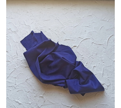 Искусственная замша двусторонняя, цвет ярко-фиолетовый, арт. 401610