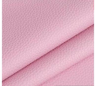Кожзам на тканевой основе, холодный розовый, арт. KA420316