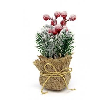 Декоративный букетик в мешочке, DKB176