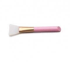 Кисточка силиконовая для клея, цвет розовый, 154201