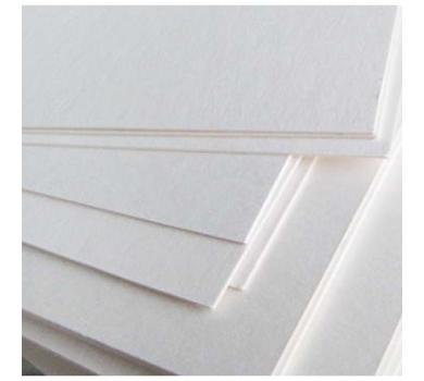 Картон немелованный двусторонний Пивной, размер 20х20 см, SC5014-2020