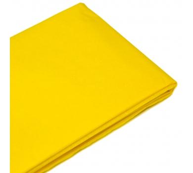 Бумага упаковочная тишью, цвет желтый, 50 см х 76 см, арт. 14468
