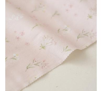 Отрез ткани Forest story Розовый луг, арт. IMD-002-02
