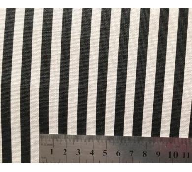 Кожзам на тканевой основе, в полоску, арт. KA400817