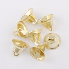 Колокольчик декоративный золотой, 180904