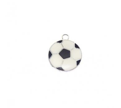 Подвеска металлическая Футбольный мяч, 210202