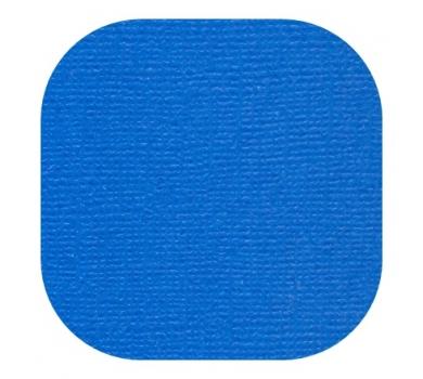 Кардсток текстурированный, цвет морской, 30.5х30.5 см, 235 гр/м, арт. BO-29