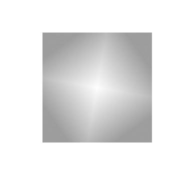 Термотрансферная пленка, цвет глянцевое серебро, 24х24 см, sc101002
