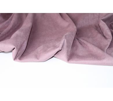 Искусственная замша двусторонняя, цвет пудра, арт. 401607