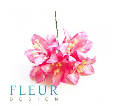 Цветы Лилии розовые, FD3031517