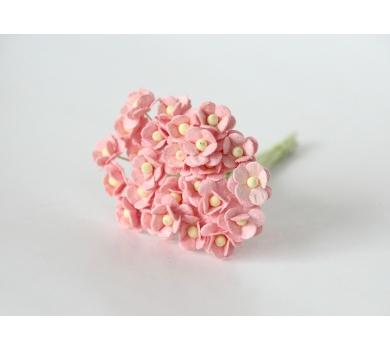 Цветочки Вишни мини, цвет розово-персиковый, KA431101