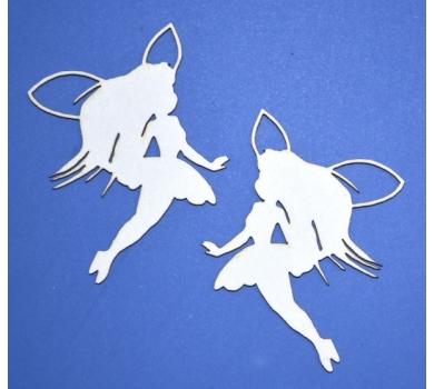 Набор чипборда Маленькая фея, ARTCHB004271