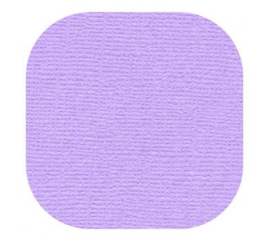 Кардсток текстурированный, цвет лавандовый, 30.5х30.5 см, 235 гр/м, арт. BO-36