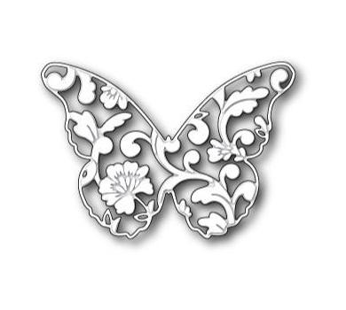 Нож для вырубки Lydia Butterfly, арт. MB99089