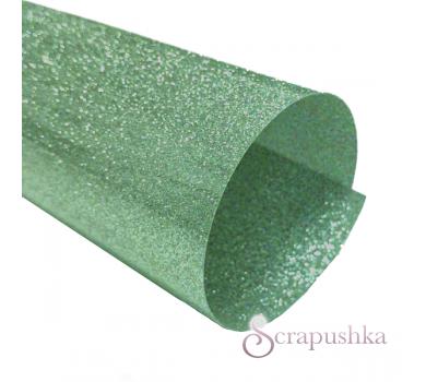 Термотрансферная пленка морская зелень,  SC101005