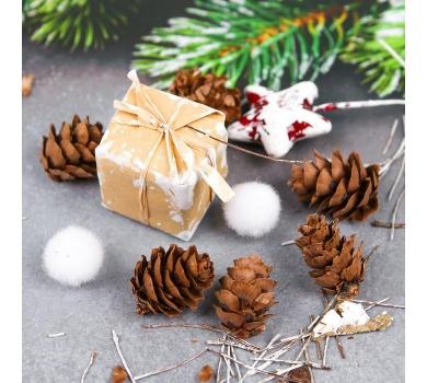 Набор новогоднего декора Незабываемый праздник, арт. 3608266
