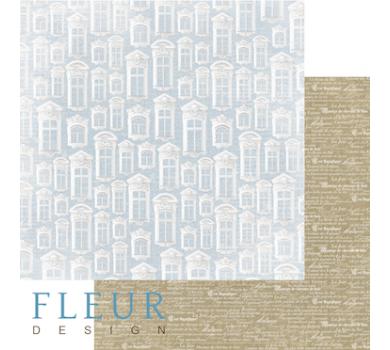 Лист бумаги для скрапбукинга Ридотто, коллекция Джентиль, арт. FD1003908