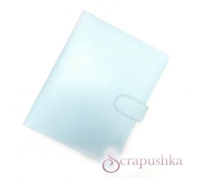 Планер из экокожи, цвет Небесный голубой, KA104104