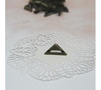 Металлический уголок, цвет под бронзу, 1 шт., 180130
