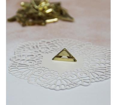 Металлический уголок, цвет под золото, 1 шт., 180230