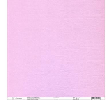 Кардсток текстурированный, цвет Сиреневый, BO-40
